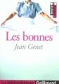 Couverture Les bonnes Editions Gallimard  (La bibliothèque) 2009
