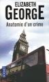 Couverture Lynley et Havers, tome 14 : Anatomie d'un crime Editions Pocket (Policier) 2011