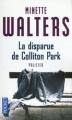 Couverture La disparue de Colliton park Editions Pocket (Policier) 2011