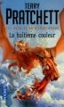 Couverture Les Annales du Disque-Monde, tome 01 : La Huitième Couleur Editions Pocket 2011
