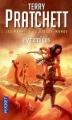 Couverture Les Annales du Disque-Monde, tome 07 : Pyramides Editions Pocket 2011
