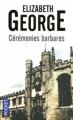 Couverture Lynley et Havers, tome 03 : Cérémonies barbares Editions Pocket 2010