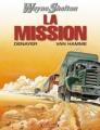 Couverture Wayne Shelton, tome 01 : La mission Editions Dargaud 2001