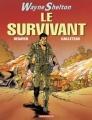 Couverture Wayne Shelton, tome 04 : Le survivant Editions Dargaud 2004
