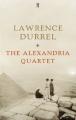 Couverture Le Quatuor d'Alexandrie Editions Faber & Faber 2005