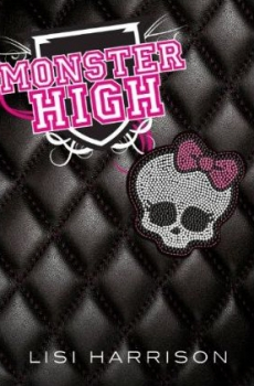 Couverture Monster High, tome 1