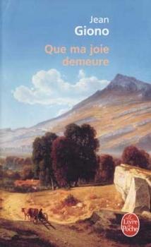 Que ma joie demeure de Jean Giono