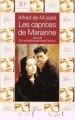 Couverture Les caprices de Marianne suivi de On ne badine pas avec l'amour Editions Librio 1999