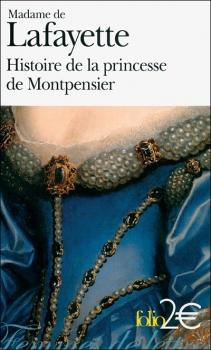 Couverture Histoire de la princesse de Montpensier