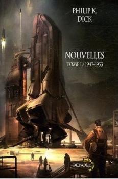 Couverture Nouvelles, intégrale, tome 1 : 1947-1953