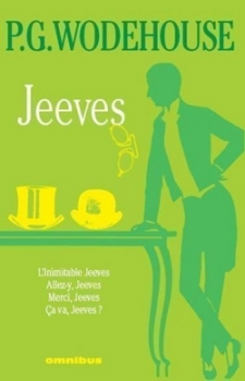 Couverture Jeeves, intégrale, tome 1