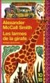 Couverture Les Enquêtes de Mma Ramotswe, tome 02 : Les Larmes de la girafe Editions 10/18 (Grands détectives) 2004