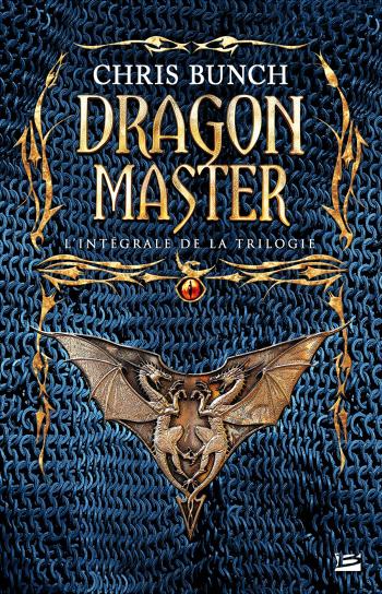 Couverture Dragon Master, intégrale