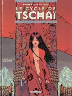 Couverture Le cycle de Tschaï (BD), tome 3 : Le wankh, partie 1