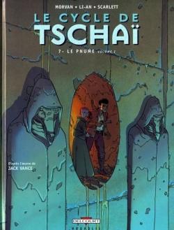 Couverture Le cycle de Tschaï (BD), tome 7 : Le pnume, partie 1