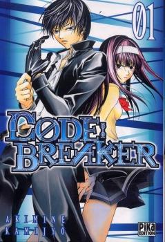 Couverture Code : Breaker, tome 01