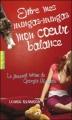 Couverture Le journal intime de Georgia Nicolson, tome 03 : Entre mes nunga-nungas, mon coeur balance Editions Gallimard  (Pôle fiction) 2011
