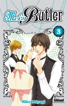 Couverture Mei's butler, tome 03