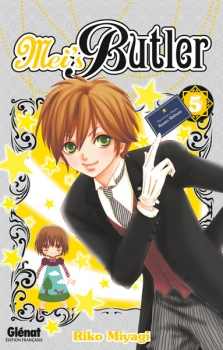 Couverture Mei's butler, tome 05