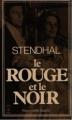 Couverture Le Rouge et le Noir Editions Presses pocket 1977