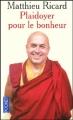 Couverture Plaidoyer pour le bonheur Editions Pocket 2004