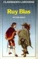 Couverture Ruy Blas Editions Larousse (Classiques) 1985