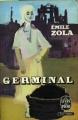 Couverture Germinal Editions Le Livre de Poche 1963