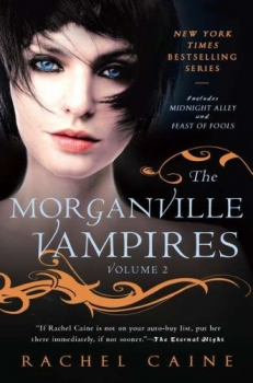 Couverture The Morganville Vampires, Omnibus, book 2