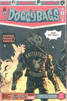 Couverture DoggyBags, tome 01