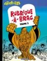 Couverture Rubrique-à-brac, tome 2 Editions Dargaud 2003