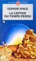 Couverture La captive du temps perdu Editions Le Livre de Poche (Science-fiction) 2000