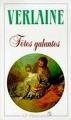 Couverture Fêtes galantes et autres poèmes, écrits sur Rimbaud Editions Flammarion (GF) 1976
