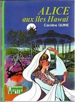 Couverture Alice aux îles Hawaï