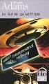 Couverture Le Guide du voyageur galactique / H2G2, tome 1 Editions Folio  (SF) 2000