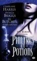 Couverture Philtres et potions Editions Milady 2011