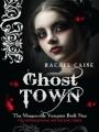 Couverture Vampire City, tome 09 : Morganville, cité fantôme Editions Allison & Busby 2010