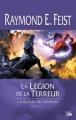 Couverture La guerre des démons, tome 1 : La légion de la terreur Editions Bragelonne 2011