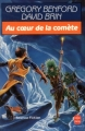Couverture Au coeur de la comète Editions Le Livre de Poche (Science-fiction) 1992