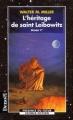 Couverture Leibowitz, tome 2 : L'héritage de saint Leibowitz, partie 1 : Amen Ier Editions Denoël (Présence du futur) 1998
