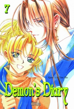 Couverture Demon's diary, tome 7