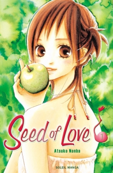 Couverture Seed of love, tome 1
