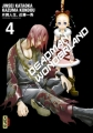 Couverture Deadman Wonderland, tome 04 Editions Kana (Dark) 2011
