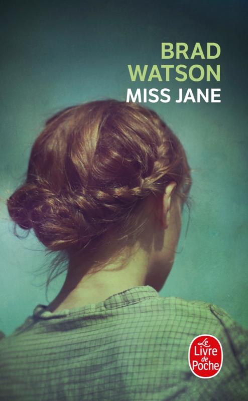 Couverture Miss Jane