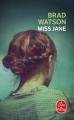 Couverture Miss Jane Editions Le Livre de Poche 2020