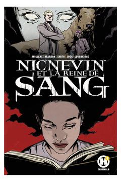 Couverture Nicnevin et la reine de sang