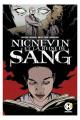 Couverture Nicnevin et la reine de sang Editions Les Humanoïdes Associés 2020