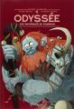 Couverture Odyssée (BD) tome 2 : les Naufragés De Poseidon  Editions Flammarion 2015