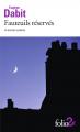 Couverture Fauteuils réservés et autres contes Editions Folio  (2 €) 2020