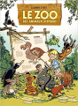 Couverture Le Zoo des animaux disparus, tome 1 Editions Bamboo (Humour) 2020