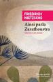 Couverture Ainsi parlait Zarathoustra Editions Rivages (Poche - Petite bibliothèque) 2019